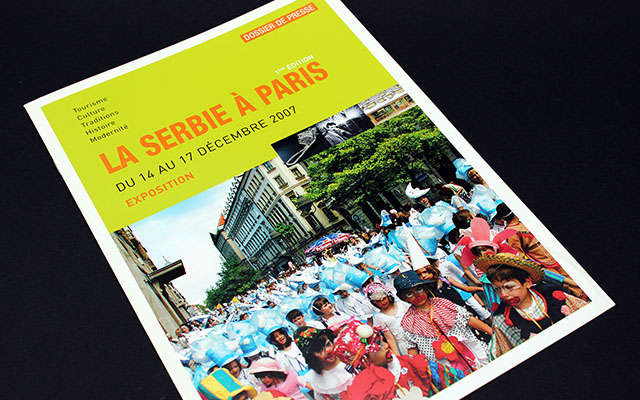 CCIP - La Serbie à Paris